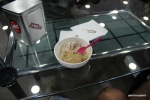 last ice cream out of Trivandrum