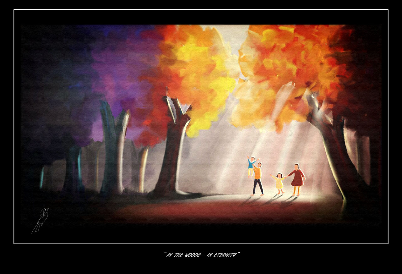 in the woods- In eternity -