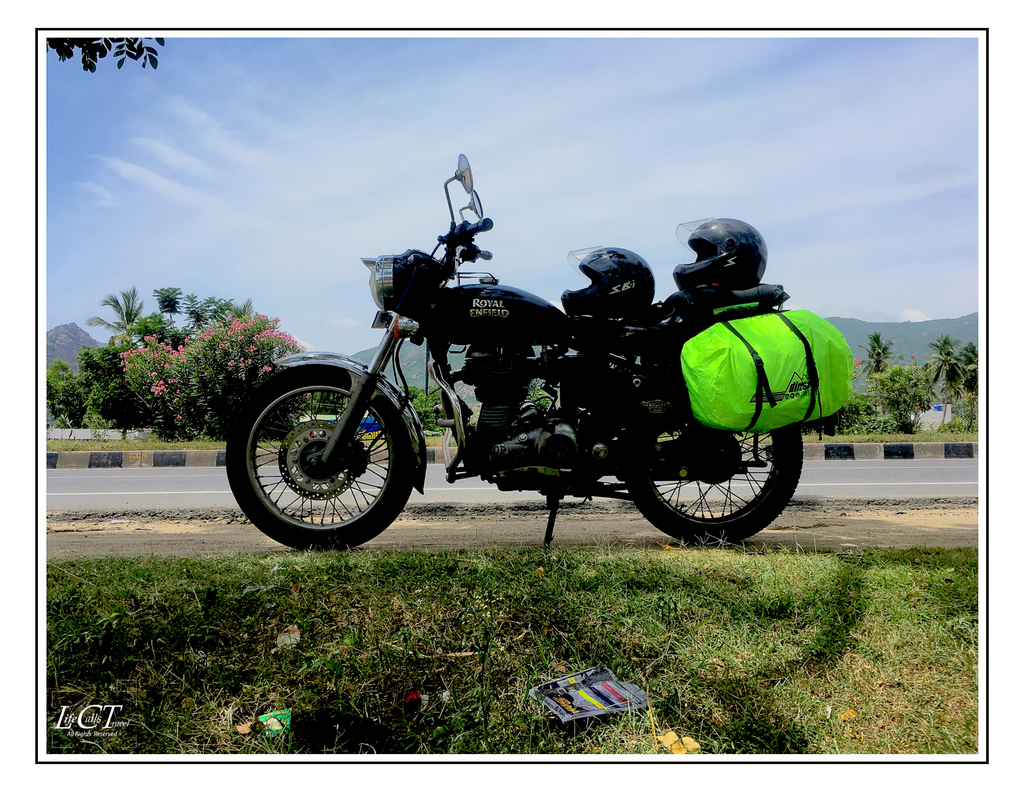 The Pondicherry ride