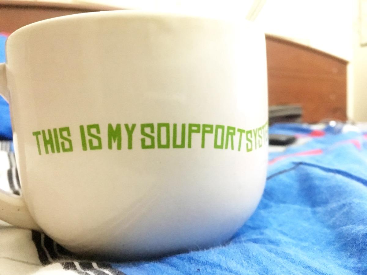 """Soupport """