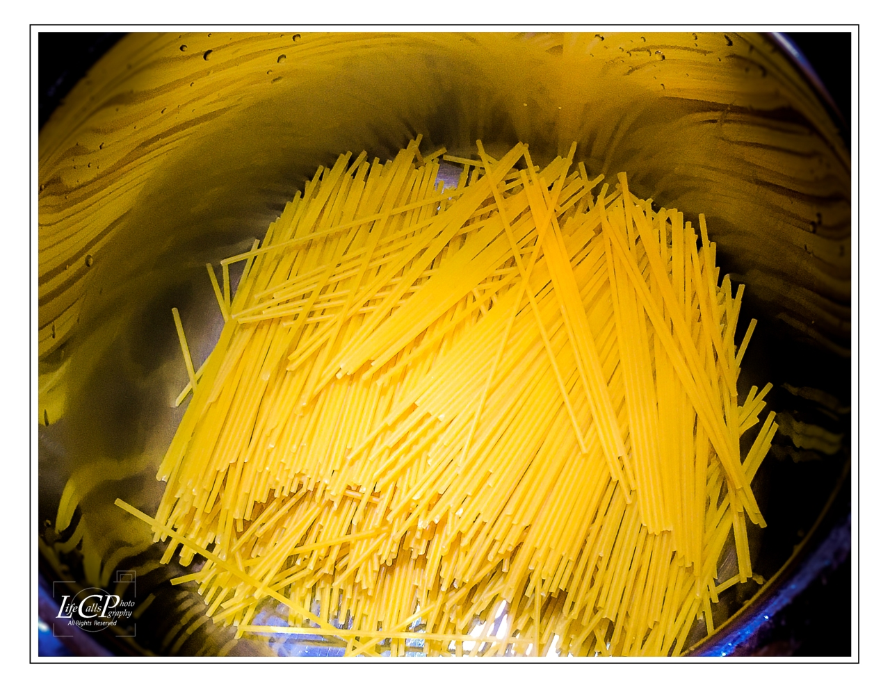 One Pot Spaghetti ….